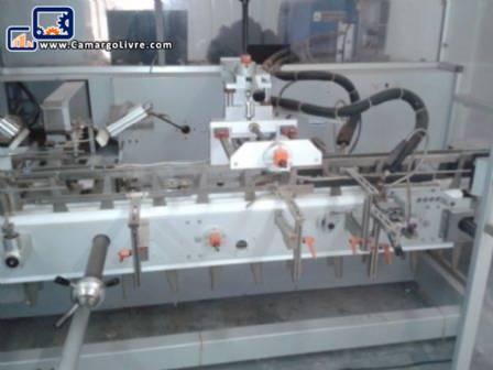 Cartoner machine Cariba