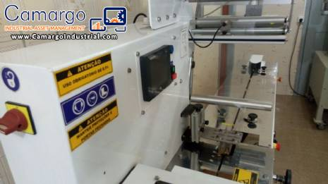 Horizontal automatic wrapping machine Flow Pack