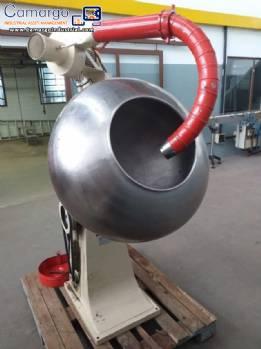 Stainless steel dredger 80 litros Lawes