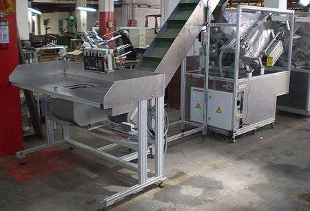 Packing machine Willi Maschinenbau