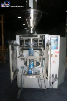 Powder wrapping machine Fabrima