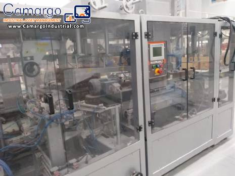 Automatic packing for carton box Raumak