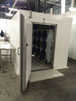 Ultra modular polyurethane insulated freezer near Mint