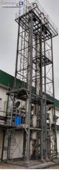 Ethyl alcohol production and methanol reducer
