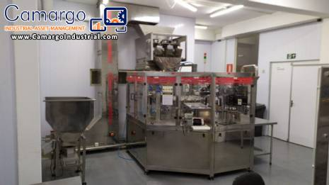 Packaging machine for grain Maqinox