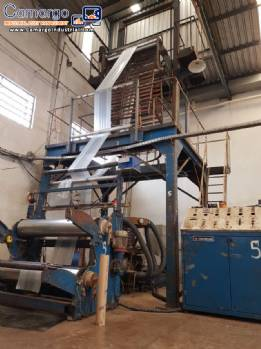 Blown film extrusion Carnevalli