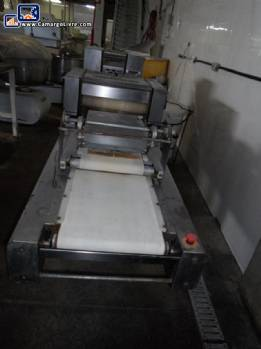 Bread modeling machine Argental