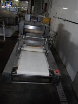 Bread modeling machine Argental