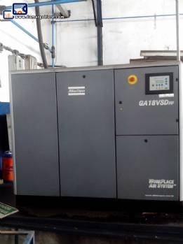 Compressor Atlas Copco