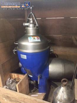 Centrifuge in stainless steel Alfa Laval