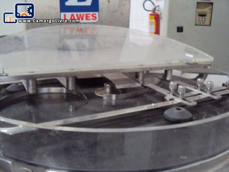 Capsule counting machine Lawes