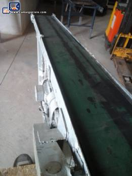 Industrial conveyor belt 2 m
