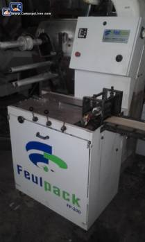 Packing machine Flow Pack Feul Pack