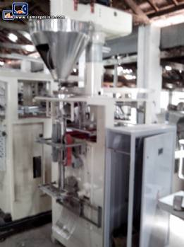 Powder wrapping machine Fabrima