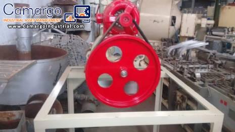 Disc mill 8 HP