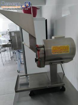 Stainless steel grain mill Agmac inox