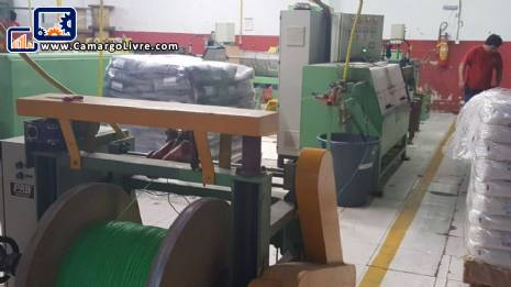 Plastic Wire Extruder PRB