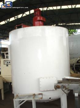 Tanks with various capacities