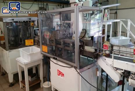 Packing machine Fabrima