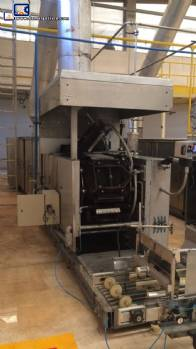Line for making biscuit waffer Haas