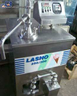 Producer of continuous ice cream Lasho