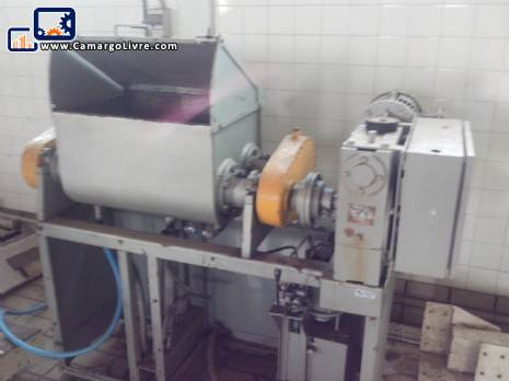 Mixer industry for post sigma Apema