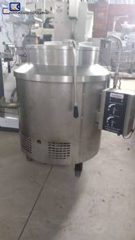 Industrial cooker for 100 L Mobinox