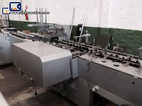 Automatic horizontal Encartuchadora-N