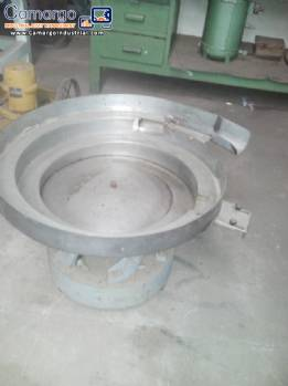 Vibrating feeder in stainless steel