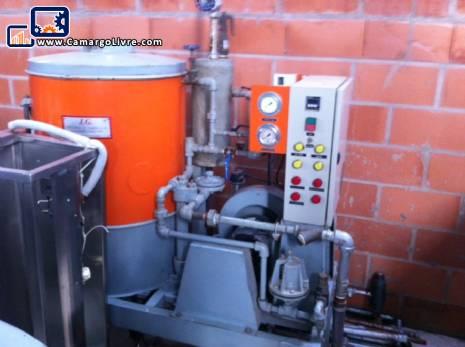 Steam generator J G equipamentos