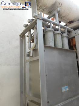 Flake ice machine Madef