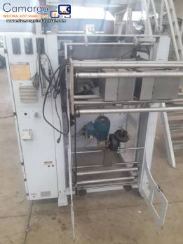 Vertical packing machine with multi load cells Masipack Ultra Sache
