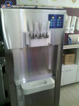 Ice cream machine manufacturer Tecsoft