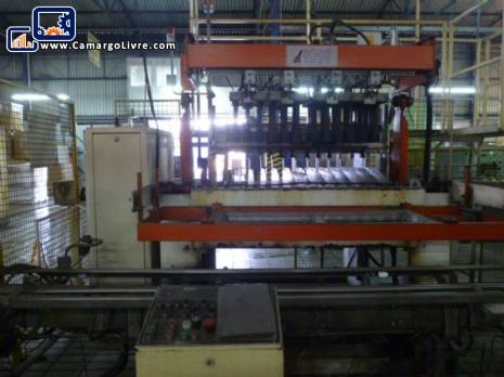 Packing machine KHS