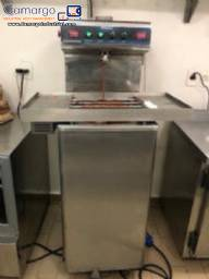 Chocolate tempering machine 20 kg Finamac