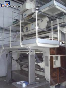 Complete line Braibanti for the production of long pasta