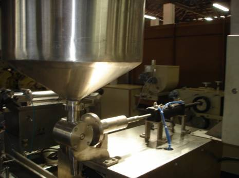 Automatic dosing of viscous products