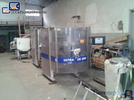 Multi-head packing machine machine Masipack ultra 250 VS package