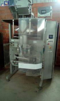 Vertical powder packer with volumetric system Niva Pack
