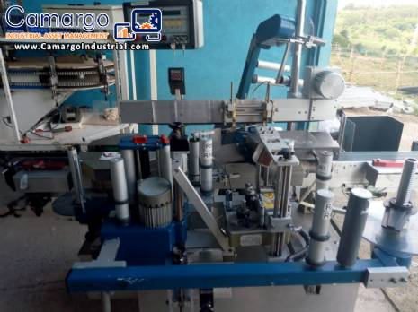 Automatic labeling machine Etipack