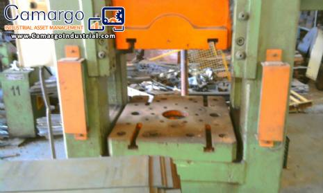 Press for stamping steel sheets Gutman